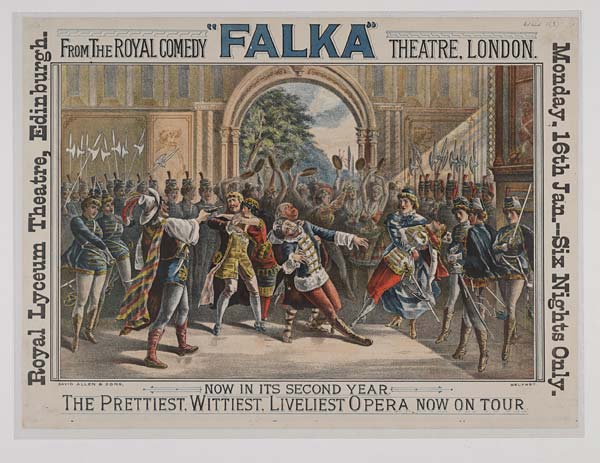 (1) Falka