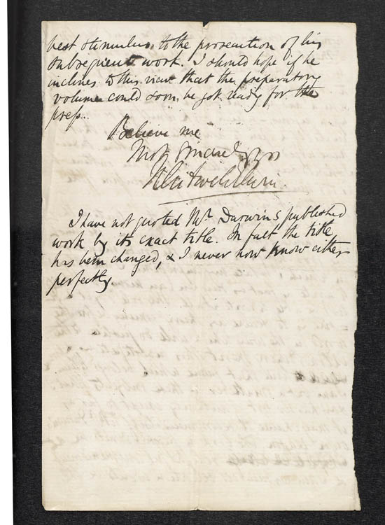 Letter of Rev. Whitwell Elwin to John Murray, 3 May 1859 - MS.42197 ff.60-62