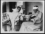 C.1923Wounded and happy