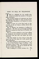 How to sell by telephone. - Page 5