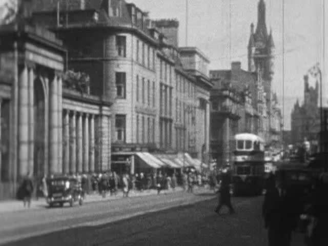 Full record for 'ABERDEEN AWA' AUGUST 1949' (1080A) - Moving Image Archive  catalogue
