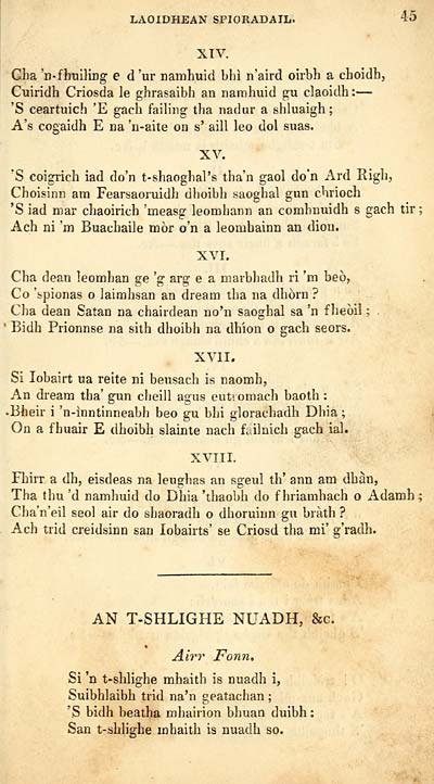 49 page 45 books and other items printed in gaelic from 1841 to 49 page 45 sciox Gallery