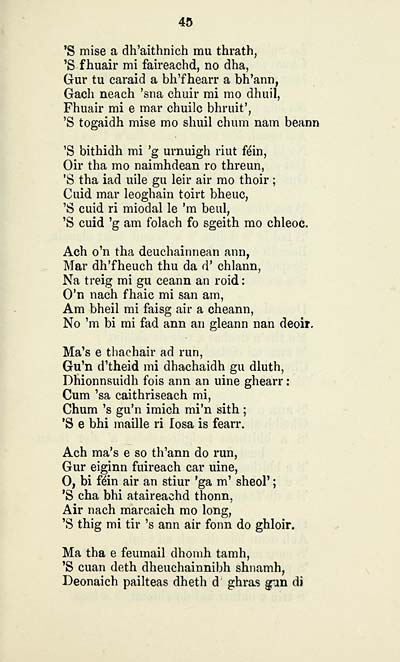 49 page 45 books and other items printed in gaelic from 1871 to 49 page 45 sciox Gallery