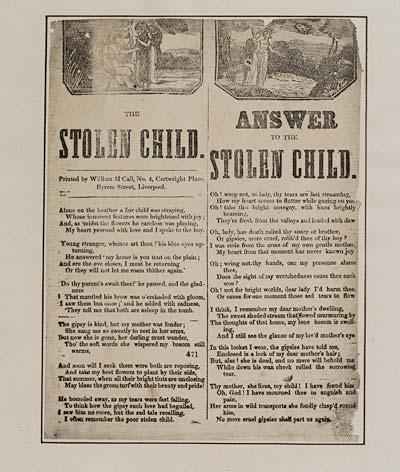 (3) Stolen child