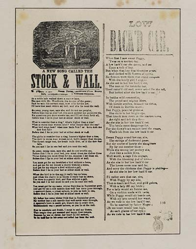 (5) New song called the stock & wall