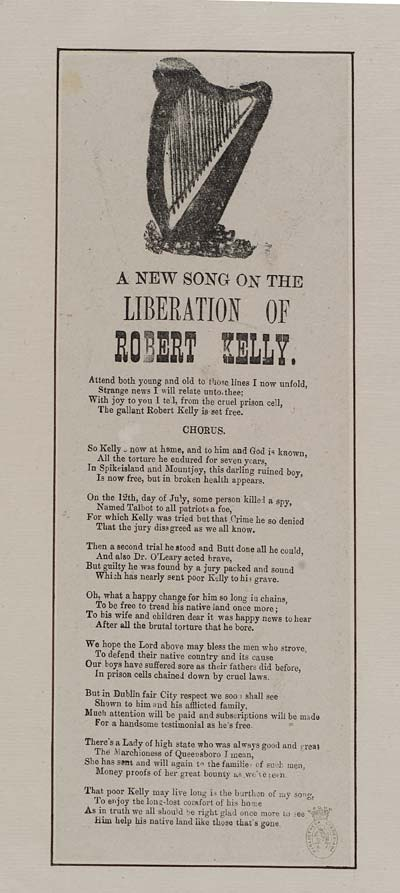 (16) New song on the liberation of Robert Kelly