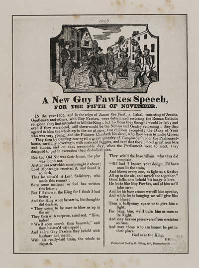 (21) New Guy Fawkes speech