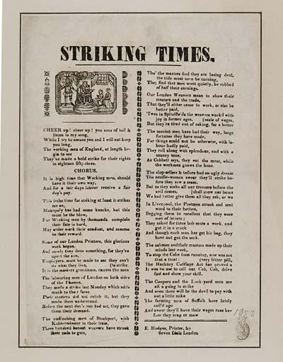 (7) Striking times