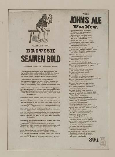 (12) Come all you British seamen bold
