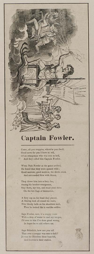 (25) Captain Fowler