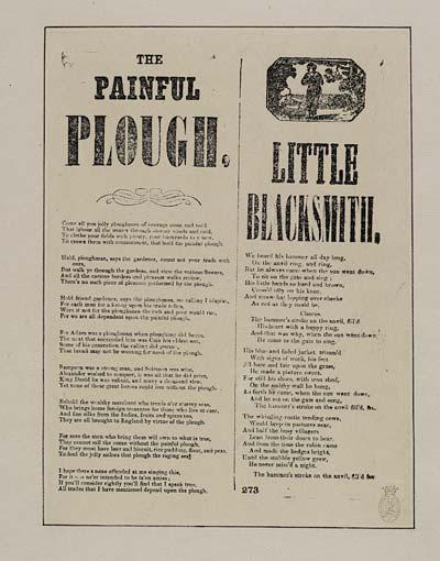 (20) Painful plough