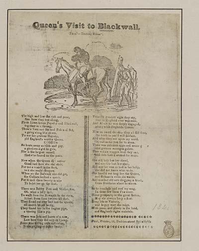 (43) Queen's visit to Blackwall