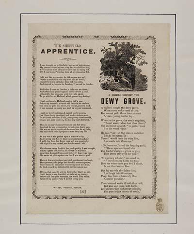 (38) Sheffield apprentice