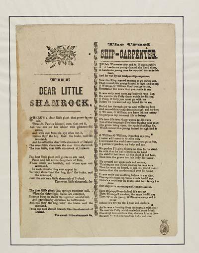 (140) Dear little shamrock