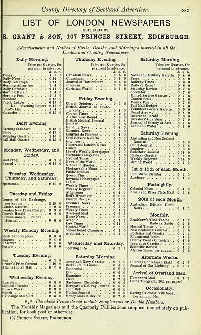 799) - Scottish Post Office Directories > Scotland > 1862