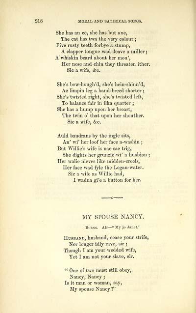 (234) Page 218 - My spouse Nancy