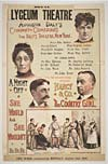 Thumbnail of file (25) Augustin Daly's Company of Comedians from Daly's Theatre, New York