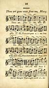 Thumbnail of file (18) Page 12 - Thou art gane awa frae me, Mary