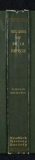 Thumbnail for 'Volume 36 - Two missions of Jacques de la Brosse'