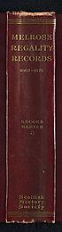Thumbnail for 'Volume 8 - 1662-1676'