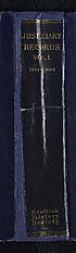 Thumbnail for 'Volume 1, 1661-1669'