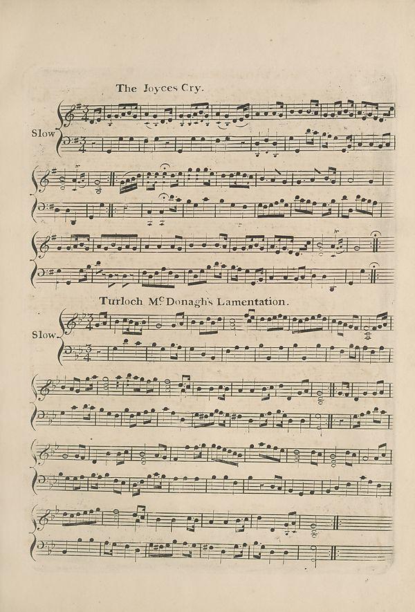 (15) Page 5 - Joyces Cry -- Turloch McDonagh's lamentation
