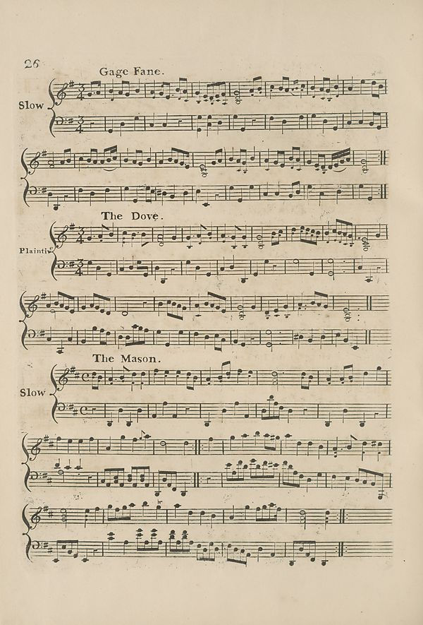 (36) Page 26 - Gage Fane -- Dove -- Mason