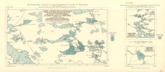 "See: <a href=""https://maps.nls.uk/bathymetric/"">Bathymetrical Survey of the Fresh-Water Lochs of Scotland, 1897-1909</a>"