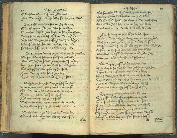 (10) A8 verso - B1 recto (Page 16-17) -