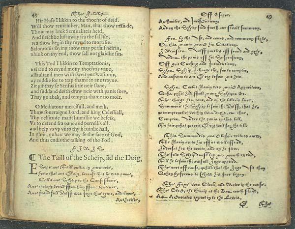 (26) C8 verso - D1 recto (Page 48-49) -