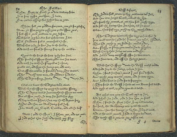 (44) F2 verso-F3 recto (Page 84-85) -