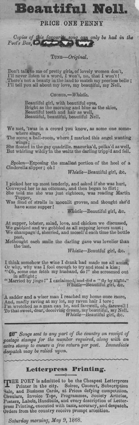 description of a beautiful girl