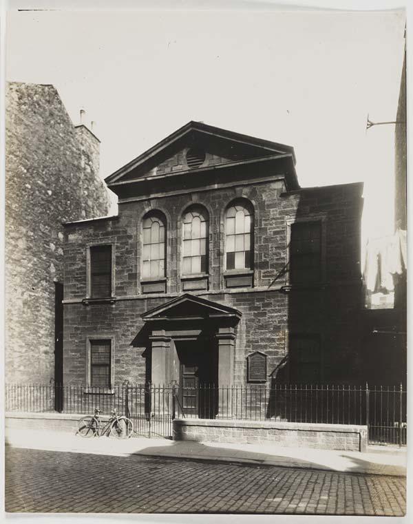 (22) Church, North Richmond Street. F.60. Church North Richmond Street. F.60 Church North Richmond Street. F.60