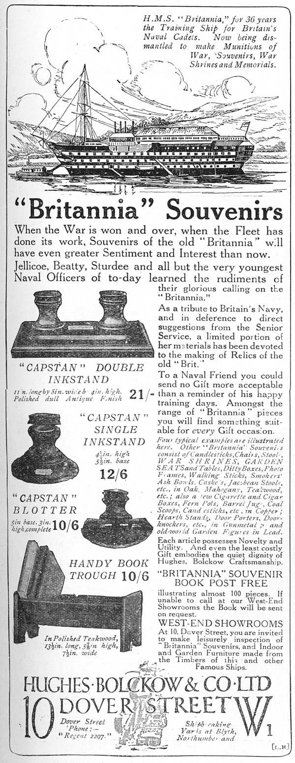 (3) Page xvii - Britannia souvenirs