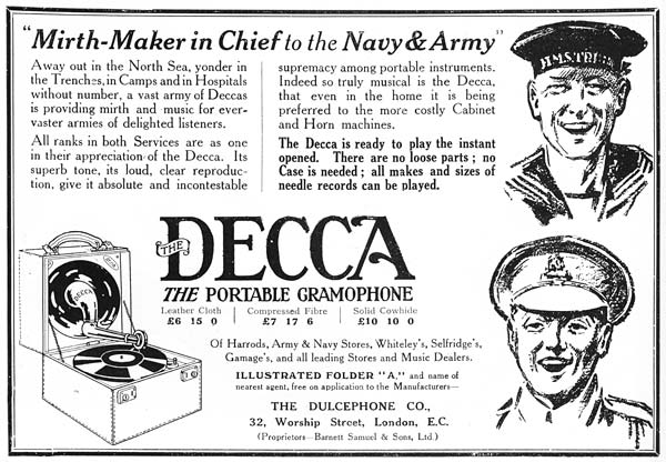 (6) Page 68 - Mirth-maker in chief to the Navy & Army