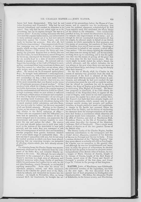 (212) Page 199 - Napier, John