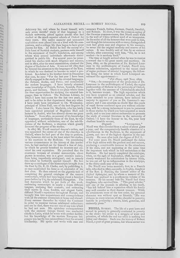 (232) Page 219 - Nicoll, Robert