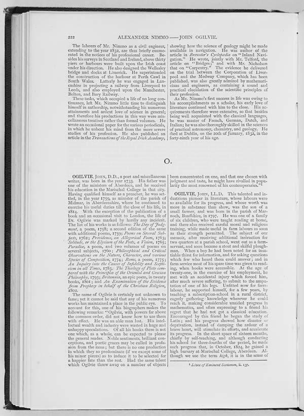 (235) Page 222 - Ogilvie, John
