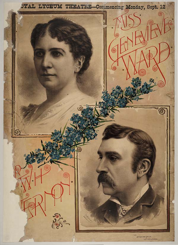 (51) Miss Genevieve Ward - Mr W H Vernon