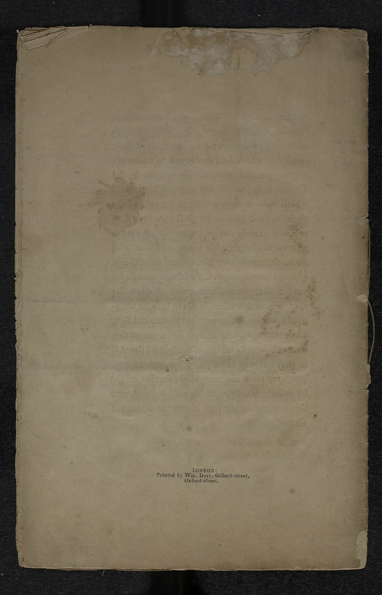 Translation of Lord Byron's Greek funeral oration, 1836 - MS.43551