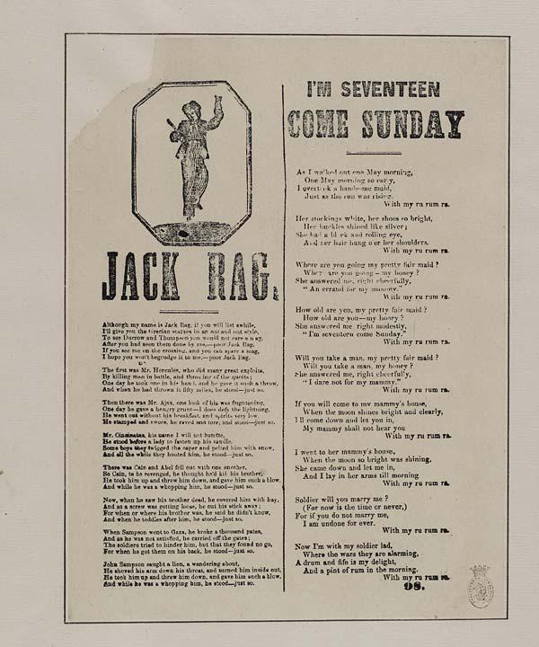 (3) Jack Rag