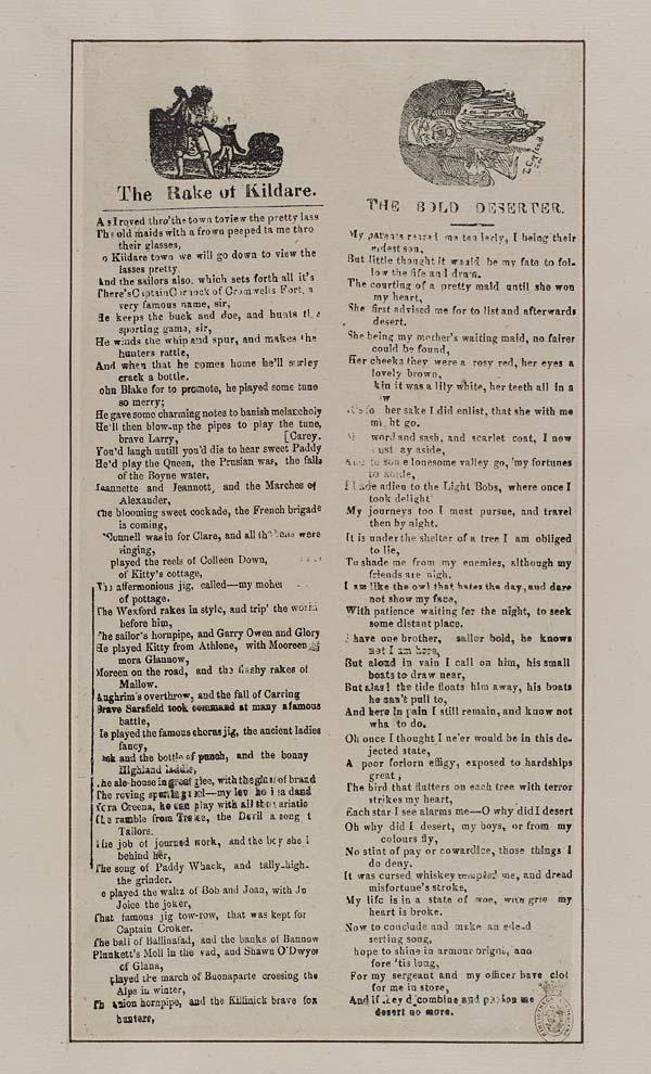 (9) Rake of Kildare