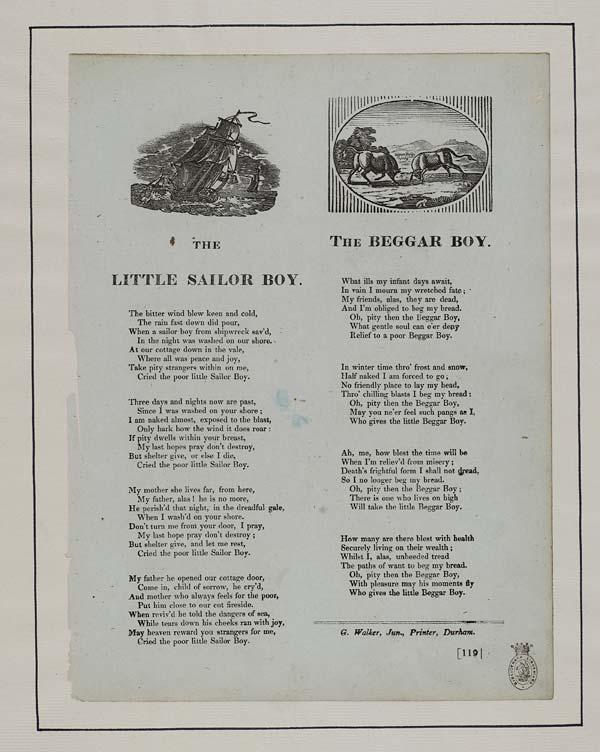 (18) Little sailor boy