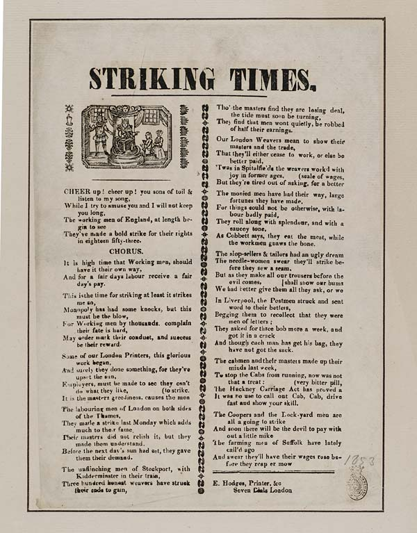 (7) Striking times