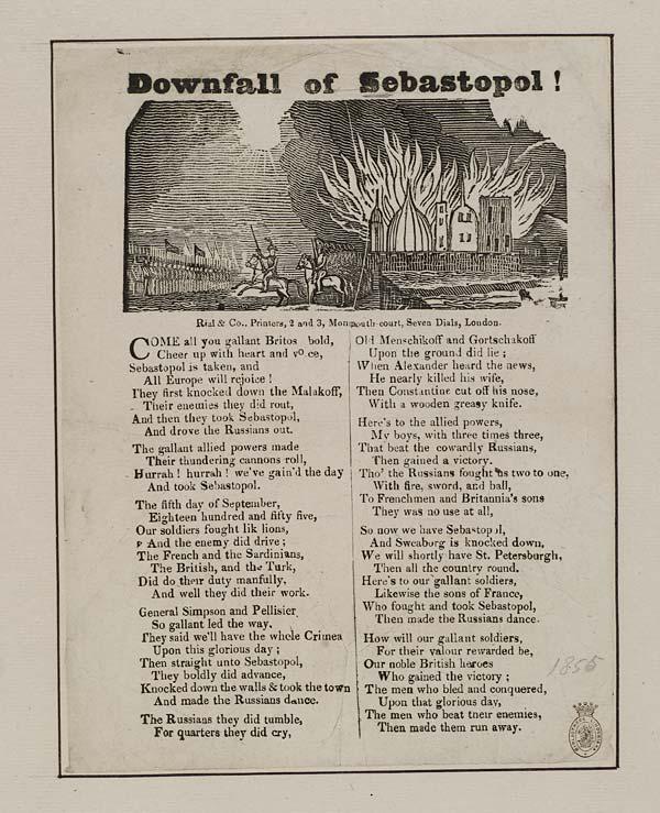 (19) Downfall of Sebastopol