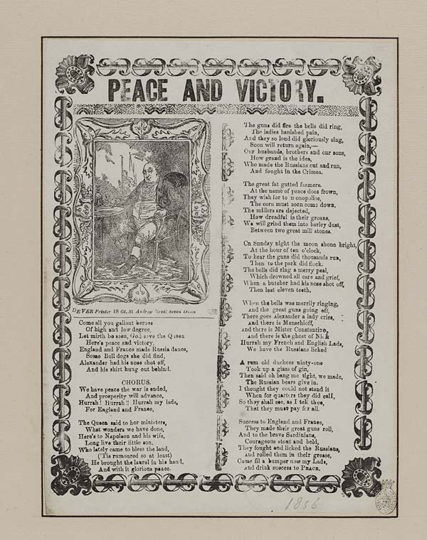 (21) Peace and victory