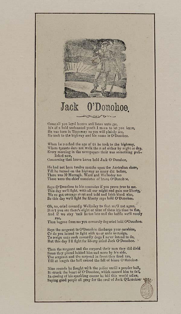 (29) Jack O'Donohoe