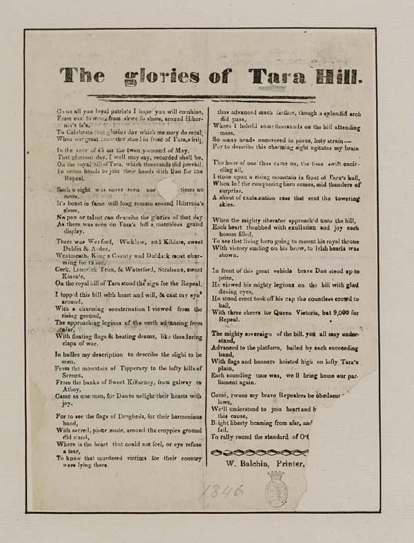 (17) Glories of Tara Hill