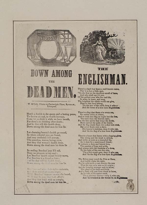 (18) Down among the dead men