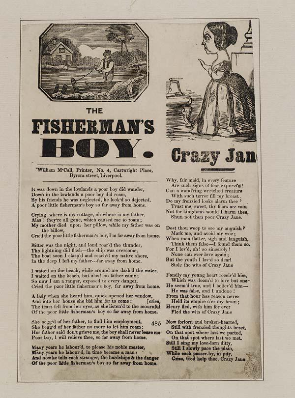 (35) Fisherman's boy